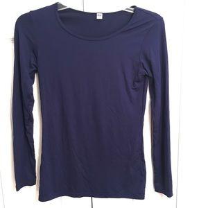 Uniqlo Heattech Long Sleeve Shirt Small
